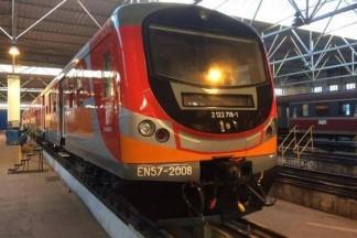 Czerwona lokomotywa